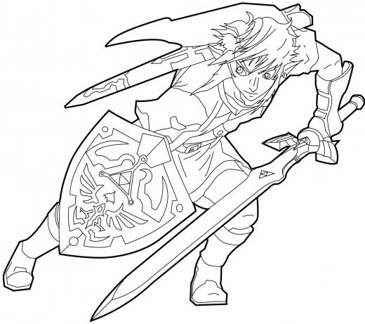 Printable Zelda Coloring Pages Coloring Me The Legend Of Twilight Princess Coloring Pages Free Coloring Sheets