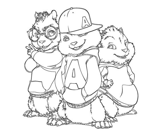 chipmunk coloring pages – cheapcarinsurancewi.info | 470x564