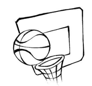 Printable Basketball Coloring Pages Me