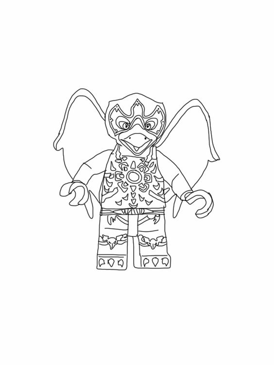 Printable Chima Coloring Pages Coloringme Com