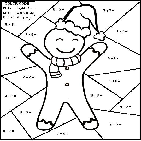 Printable Math Coloring Pages – Printable Math Coloring Worksheets