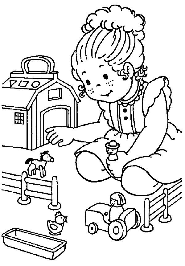 Printable Kindergarten Coloring Pages – Coloring Worksheets for Kindergarten