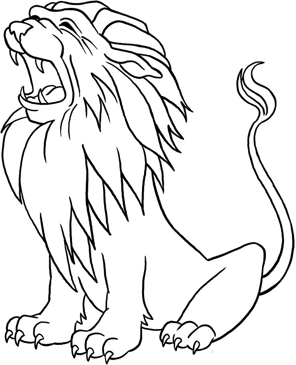 Tiger Printable Coloring Pages Miakenas Net Coloring Coloring Pages