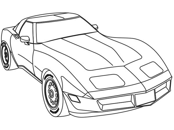 coloring pages race cars