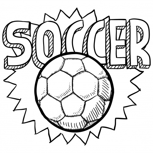 printable soccer coloring pages coloring me on coloring pages about soccer