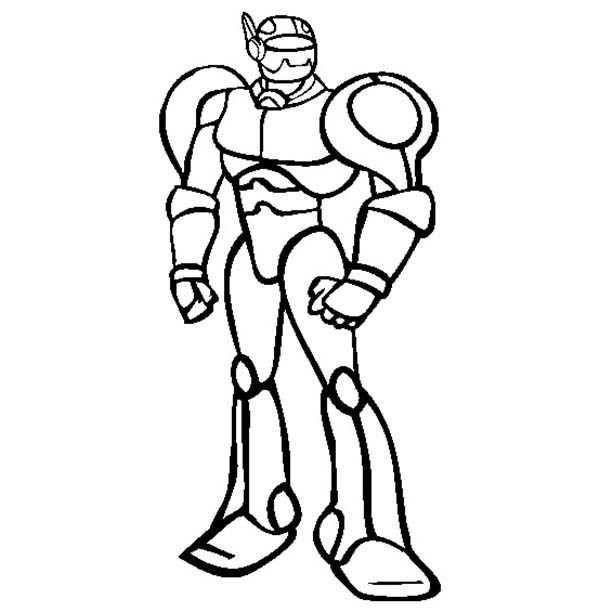 100 Ideas Robots Coloring Pages On Voluntpriscom