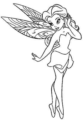 Fawn Fairy Coloring Pages Coloring Coloring Pages