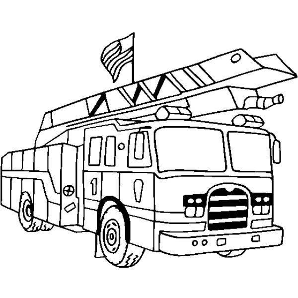 safety town coloring pages - photo #37
