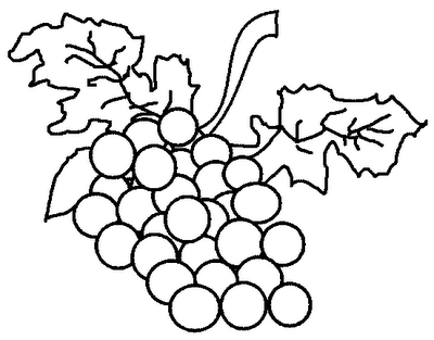 Free Fruit Coloring Pages