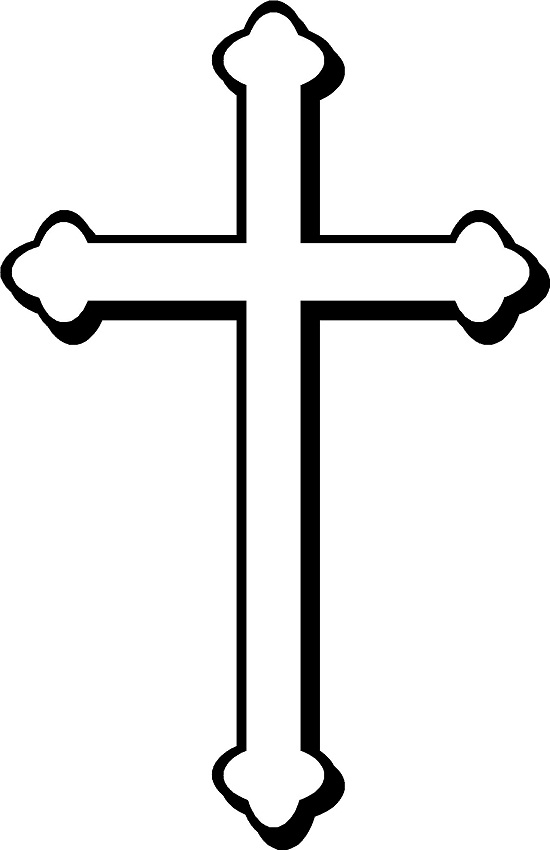 photo regarding Printable Cross Pictures referred to as Printable Cross Coloring Web pages