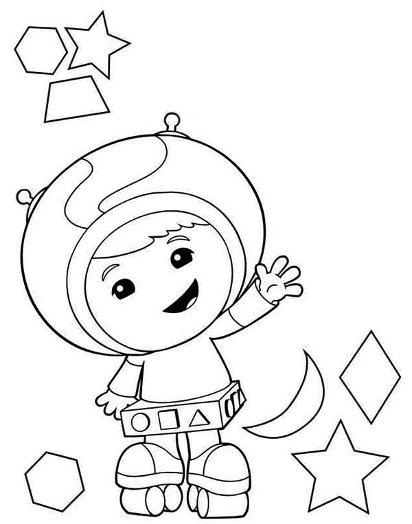 Printable Team Umizoomi Coloring Pages Coloring Me