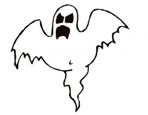 Ghost Coloring Pages Printable  Coloring Me