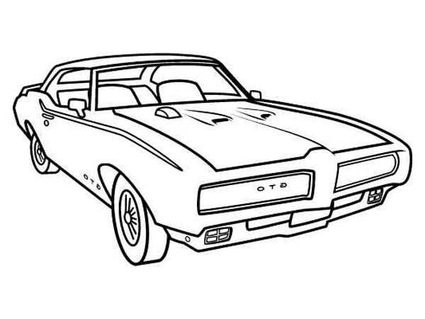 old ford mustangs coloring pages - photo#24