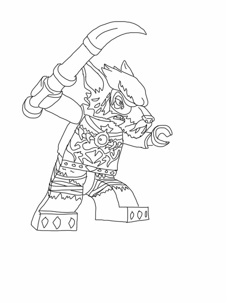 chima coloring sheets
