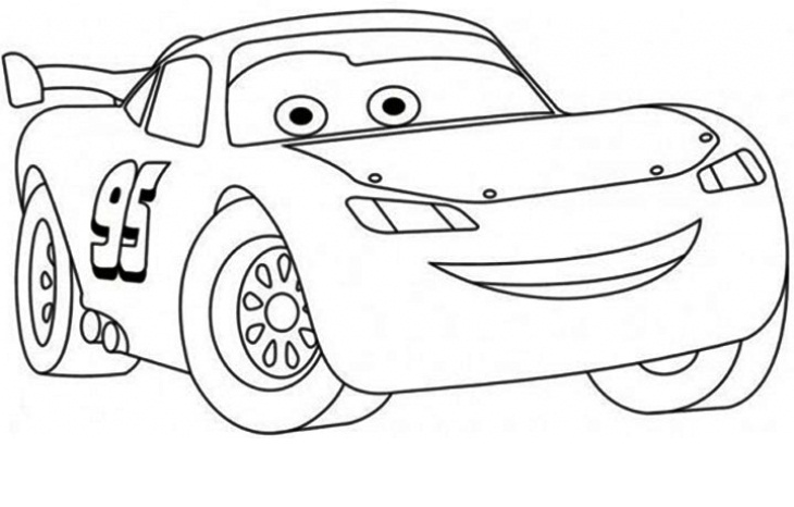 Lightning mcqueen games coloring pages for Lightning mcqueen and friends coloring pages
