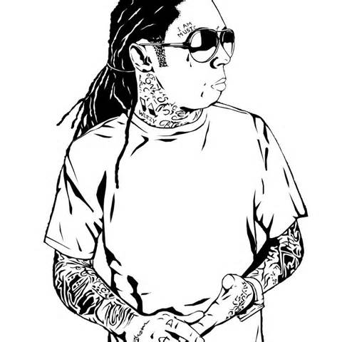 - Printable Lil Wayne Coloring Pages ColoringMe.com