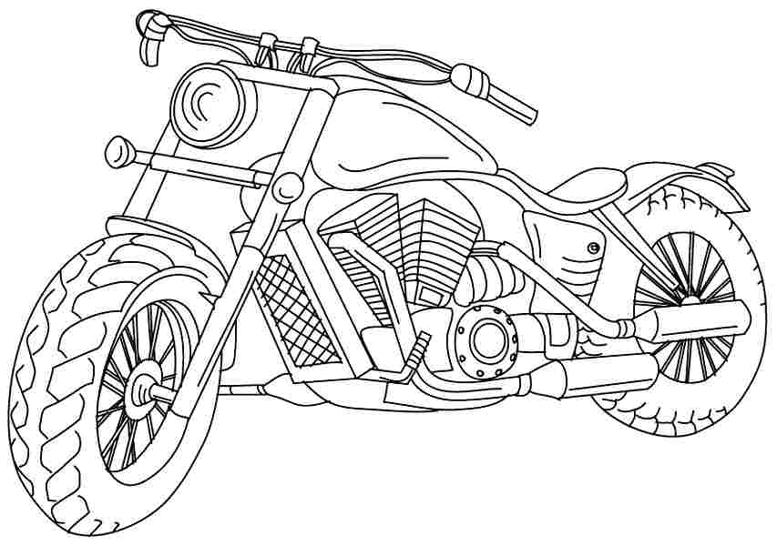 Printable Motorcycle Coloring Pages Coloring Me Motorcycle Coloring Pages