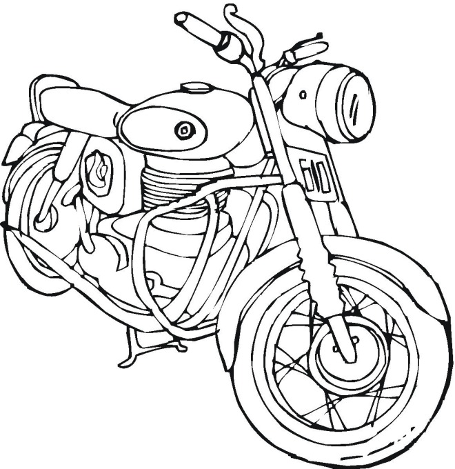 - Printable Motorcycle Coloring Pages ColoringMe.com
