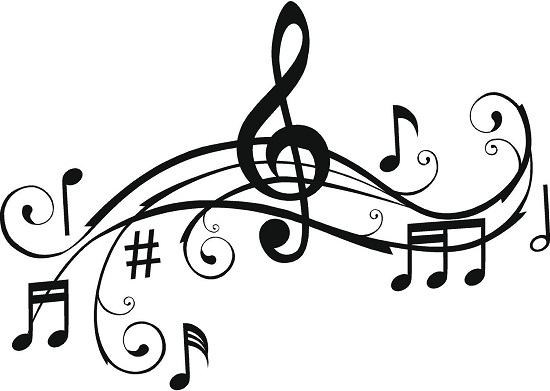 Music Note Coloring Pages Free Printable