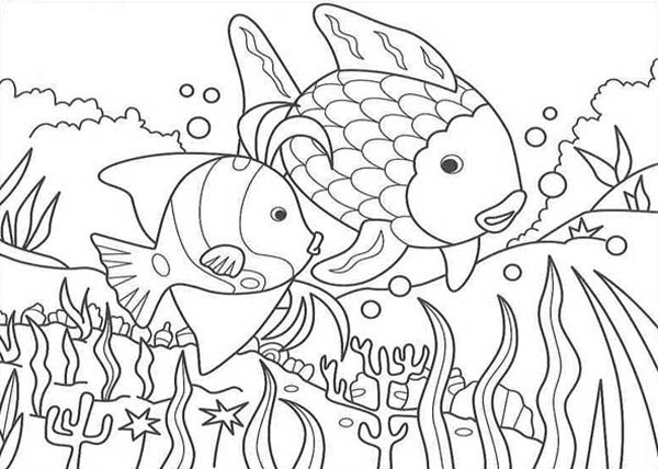 Nature Coloring Pages For Girls