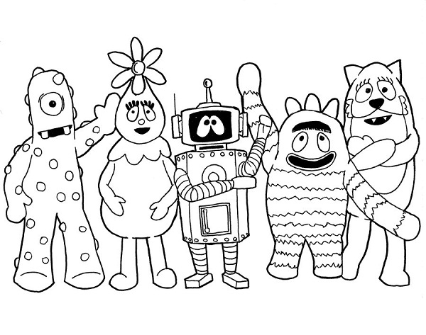 photograph about Nick Jr Coloring Pages Printable titled Printable Nick Jr Coloring Webpages