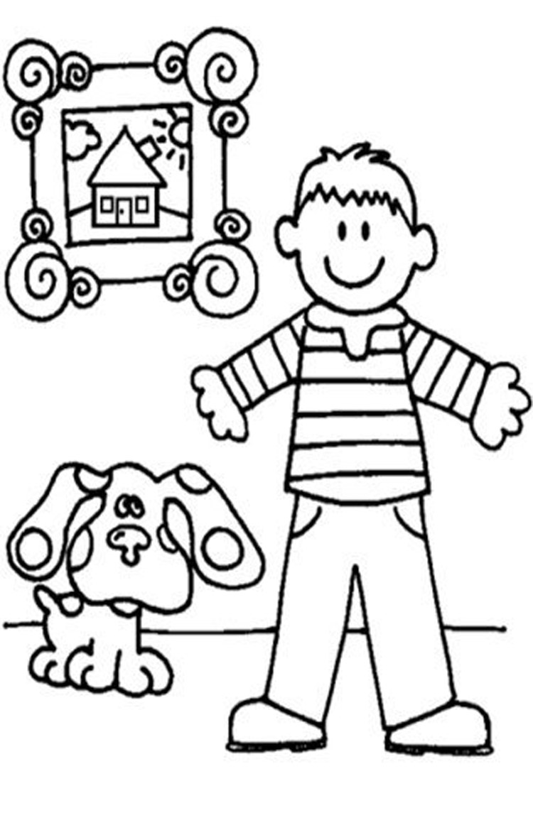 Nick Printables Coloring Coloring Pages