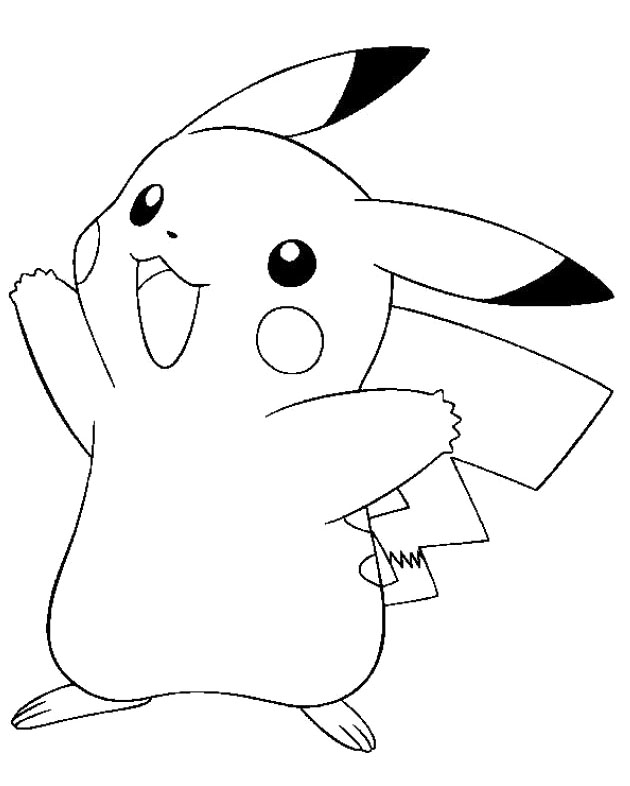 40 Unique Pokémon Coloring Pages To Print  ScribbleFun