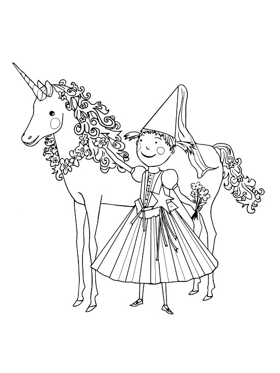 pinkalicious coloring pages to print - photo#2
