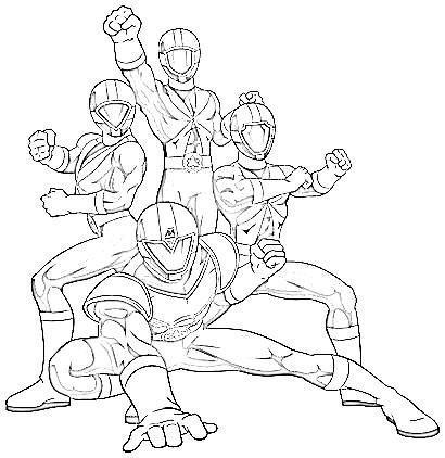 Power Rangers Coloring Printables Coloring Pages