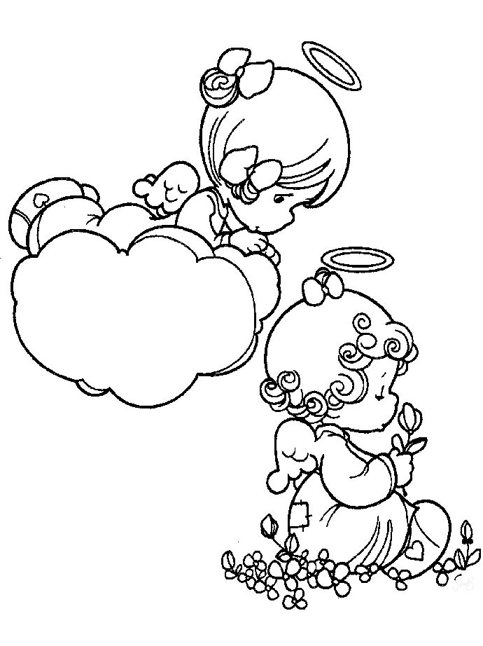 jesus coloring pages jesus loves me Coloring4free - Coloring4Free.com | 922x690