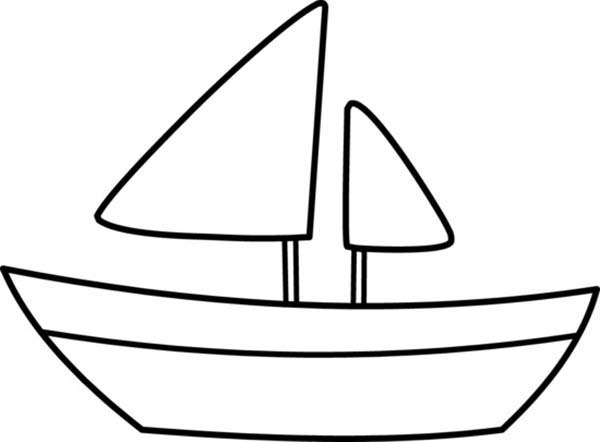printable boat coloring pages coloring me Train Coloring  Boat Coloring