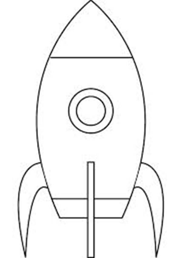 rocket ship coloring sheets
