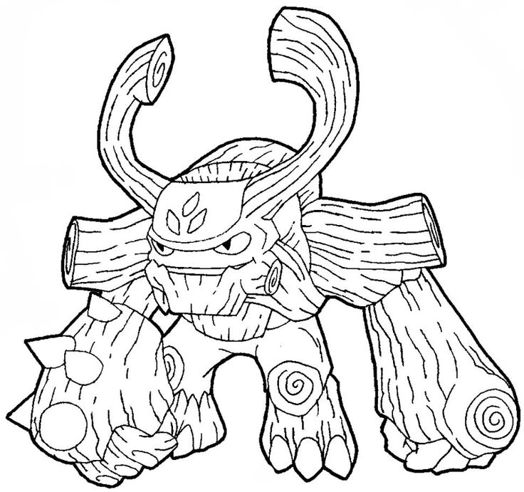 skylander giants coloring sheets