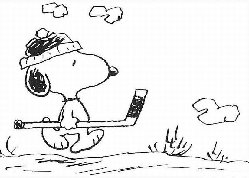 Printable Snoopy Coloring Pages | Coloring Me