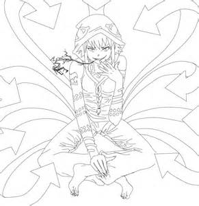 printable soul eater coloring pages coloring me