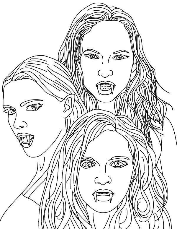 Printable Dracula Face Www Picsbud Com
