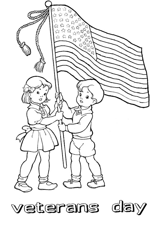 Printable Veterans Day Coloring Pages | Coloring Me