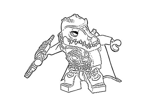 chima coloring pages longtooth dagger - photo#13