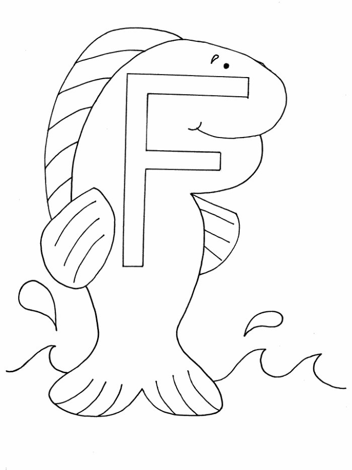 Printable Alphabet Coloring Pages   Coloring Me
