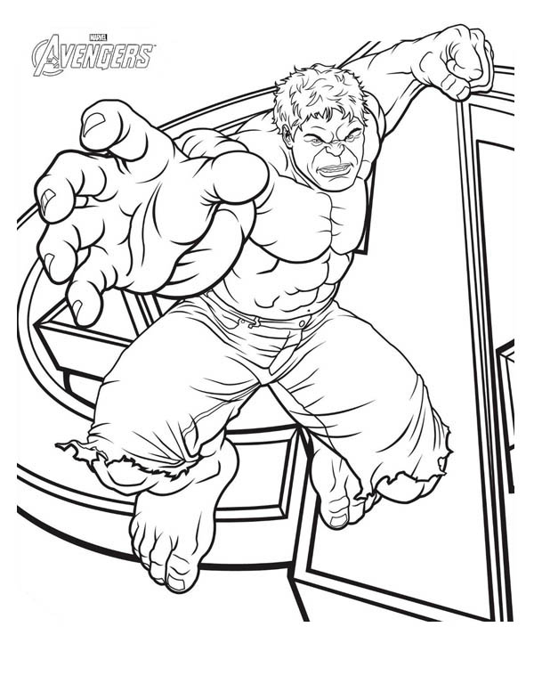 Avengers Coloring Pages To Print Free Coloring Coloring Pages