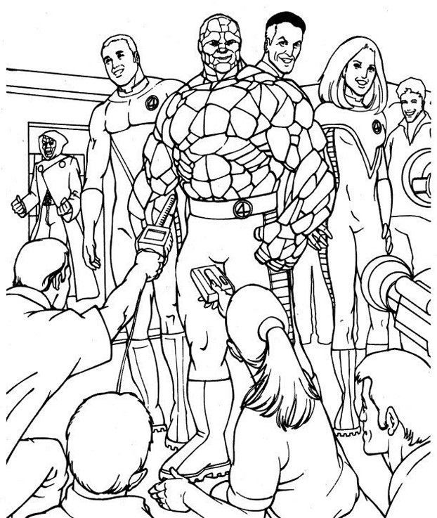 avengers printable coloring pages