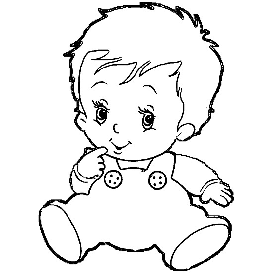 Printable Boy Coloring Pages Coloring Me Boy Coloring Page