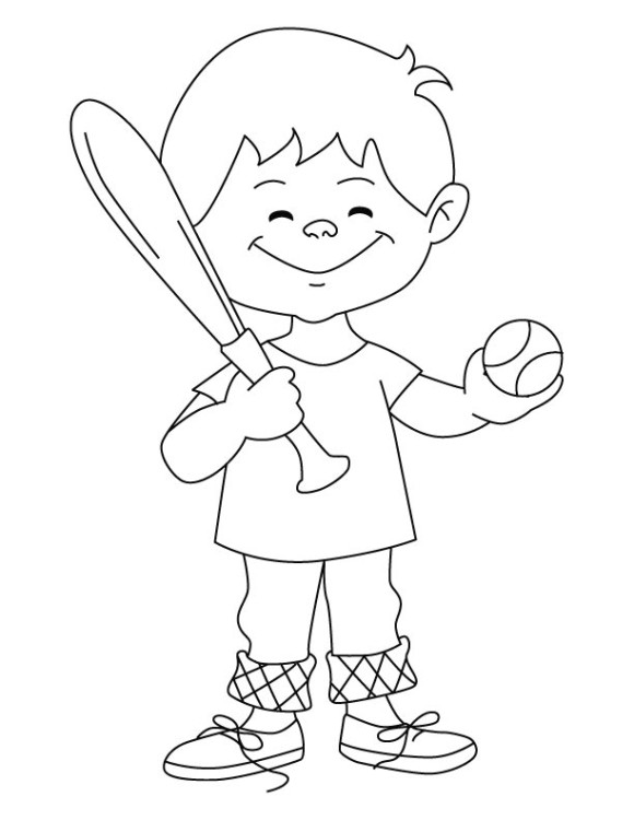 baseball coloring pages for kids coloring me