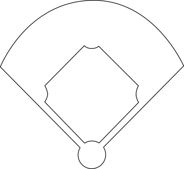 baseball field template teacherplanet com