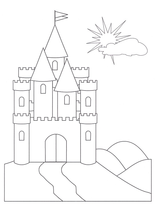 Printable Cinderella Coloring Pages Me