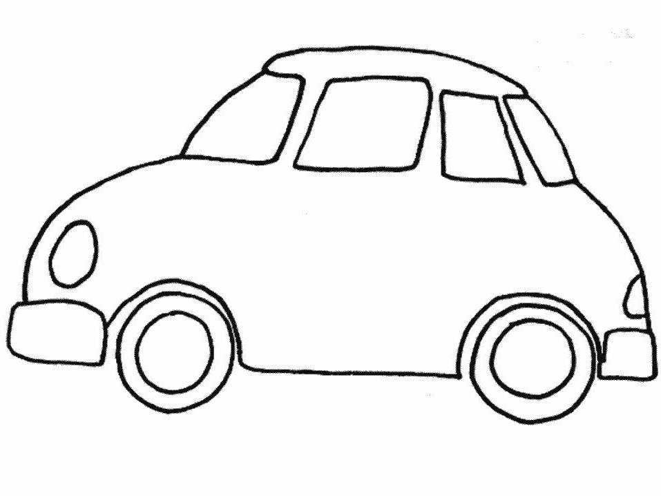 little cars coloring pages - photo#26