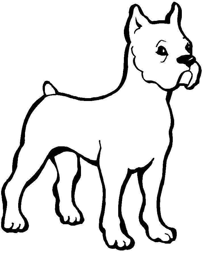 Printable Dog Coloring Pages | Coloring Me