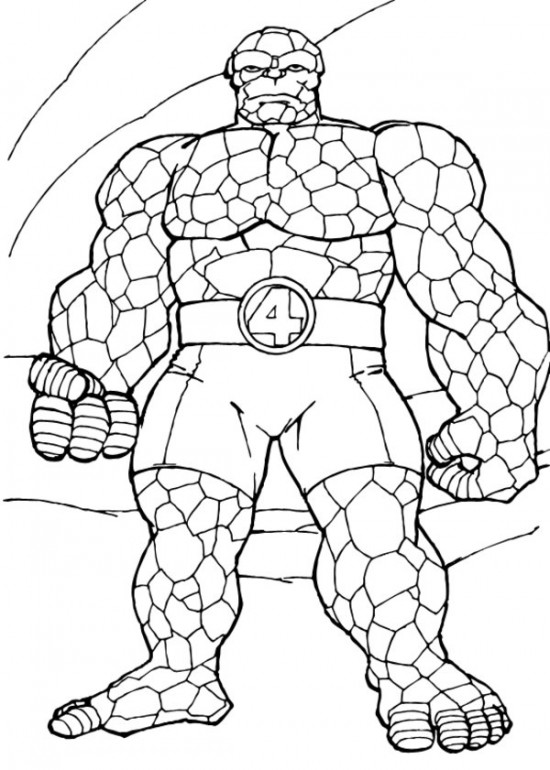 superhero coloring sheets - Superhero Coloring Pages