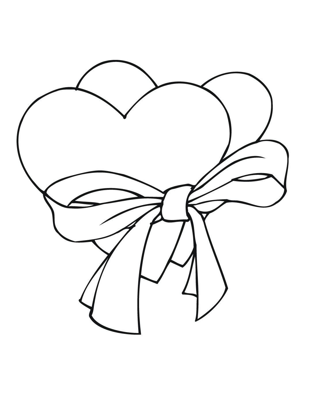 Printable Love Coloring Pages