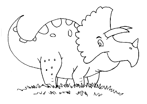 printable dinosaur coloring pages | coloring me - Dinosaur Coloring Pages Preschool
